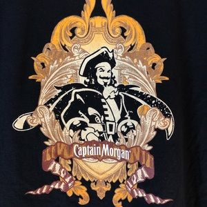Captain Morgan shirt